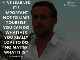 Ryan Gosling Quotes. QuotesGram via Relatably.com