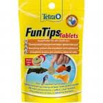 <b>Tetra</b> (<b>тетра</b>) <b>Tablets</b> Fun Tips <b>корм</b> для всех видов рыб 20 табл ...