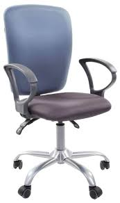 Компьютерное <b>кресло Chairman</b> 9801 <b>офисное</b> — купить по ...