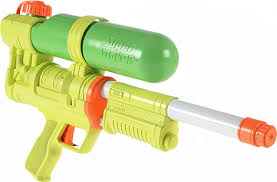 """""""Playing with Toy Guns Desensitizes Children to Using Real Guns..."""" Uh, Sez Who?"""
