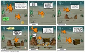 finding nemo storyboard by christianrahardja