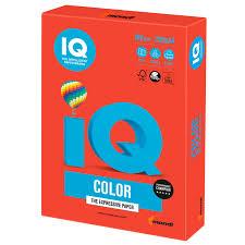 Купить Бумага цветная <b>IQ color</b>, А4, 160 г/м2, 250 л., интенсив ...