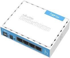 Wi Fi роутер MikroTik hAP Lite RB941 2nD Выгодный <b>набор</b> серт ...