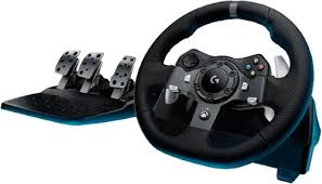 Купить <b>руль Logitech G920</b> Driving Force (941-000123) по ...