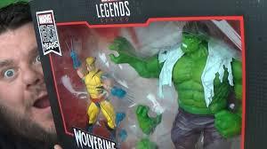 <b>Marvel</b> Legends 80th Anniversary <b>Hulk</b> and Wolverine Action Figure ...