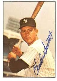 Charley Smith Baseball Stats by Baseball Almanac - charlie_smith_autograph