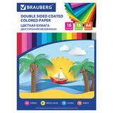 <b>Цветная бумага BRAUBERG</b> и ПИФАГОР - Самсон-опт