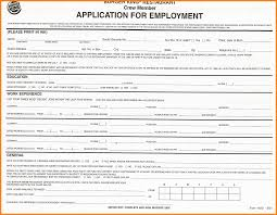 job application form print off ledger paper job application printable job burger king printable job applications