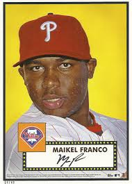 Image result for maikel franco card