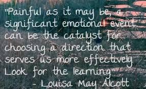 Leigh-Chantelle - Friday's Final Say - Louisa May Alcott ... via Relatably.com
