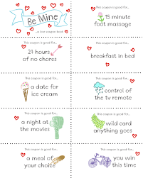 last minute valentine coupon book printable a love last last minute valentine coupon book printable
