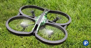 <b>Parrot AR.Drone</b> 2.0. Уже не игрушка