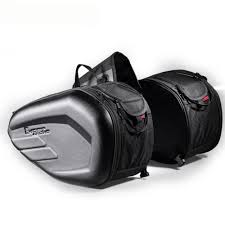 <b>GHOST RACING</b> Motorcycle Dual Side Saddle Bag Multifunctional ...