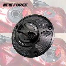 8 <b>Colors</b> For Yamaha <b>MT01</b> 2004 2009 CNC Fuel Gas Tank Cap ...