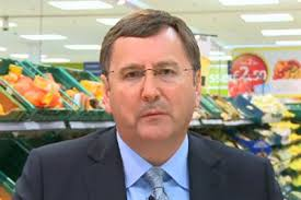 Philip Clarke Tesco chief appears on website to reassure customers. by Victoria Tomlinson February, 21st 2013. Courtesy of marketingmagazine - Philip-Clarke-Tesco-chief-appears-on-website-to-reassure-customers