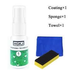 HGKJ 1 <b>Nano Coating Hydrophobic Coat Waterproof</b> Glass Cloth ...