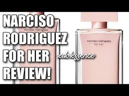 <b>Narciso Rodriguez for Her</b> (EDP) Fragrance / Perfume Review ...