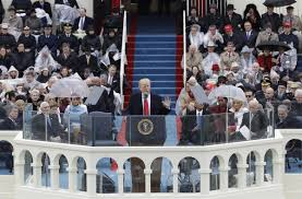Image result for photos of trump inauguration