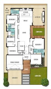 Single Storey House Plan Perth   quot The Moore quot  by Boyd DesignThe Moore Single Storey House Plan by Boyd Design Perth