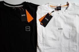 Сравниваем оригинальную и поддельную <b>футболку</b> Hugo <b>Boss</b>