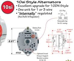 internally regulated alternator wiring diagram internally c2 wiring diagram instructions needed for 65 327alternator on internally regulated alternator wiring diagram