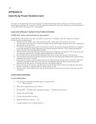 appendix b case study project questionnaire construction page 99