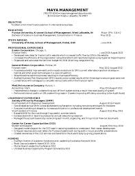 resume examples    attentive service