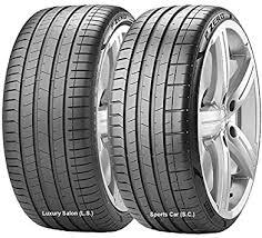 Tyres <b>Pirelli Pzero</b> pz4 <b>luxury saloon</b> 275 35 R21 103Y TL summer ...