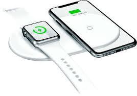Беспроводное <b>зарядное устройство Baseus Smart</b> 2-in-1 Wireless ...