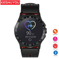 <b>KESHUYOU</b> KY009 Bluetooth <b>smart watch men</b> clock <b>smartwatch</b> ...