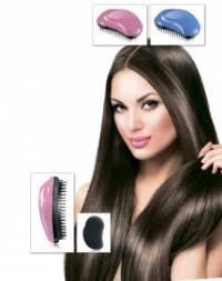 "<b>Расческа</b> для распутывания волос ""<b>Ноу тэнглз</b>"", 12x8 см, розовая ..."