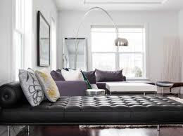purple grey living room decorating ideas