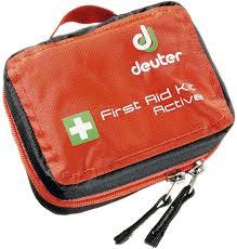 Аптечка туристическая Deuter First Aid <b>Kit Active</b> (без наполнения ...