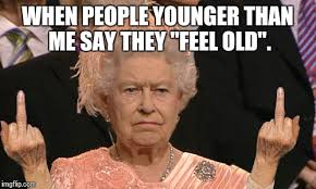 queen elizabeth london olympics not amused - Imgflip via Relatably.com