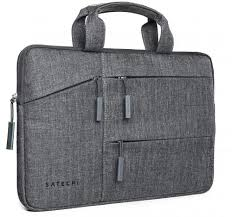 "<b>Сумка Satechi Water resistant</b> Laptop Carrying Case 13"" серый ..."