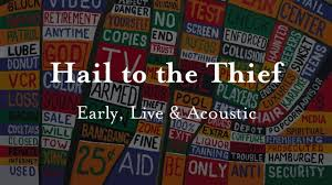 <b>Radiohead</b> - <b>Hail</b> to the Thief - Early, Live & Acoustic - YouTube
