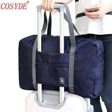 Free Shipping 2019 New <b>Nylon Foldable Travel Bag</b> Unisex Large ...