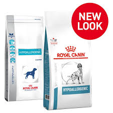 <b>Royal Canin</b> Vet Diet <b>Hypoallergenic</b> Dog Food 2kg