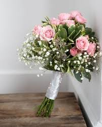 <b>Pink Quartz Rose</b> Bouquet in Avon Lake OH - Sissons Flowers & Gifts