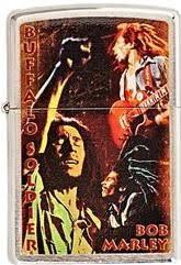 <b>Зажигалка</b> Zippo Bob Marley 200 — купить в Сотмаркете