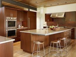 unusual kitchen set bamboo