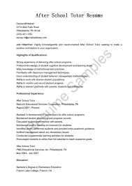 resume tutoring experience equations solver cover letter tutor resume bullet points math