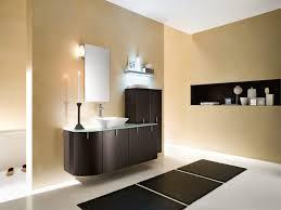 stainless steel towel holder chrome gooseneck faucet adhered bathroom mirror lighting ideas white ceramic toilet wooden laminated floor minimalist vanity bathroom mirror lighting ideas