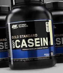 <b>Gold Standard 100</b>% <b>Casein</b>   Optimum Nutrition