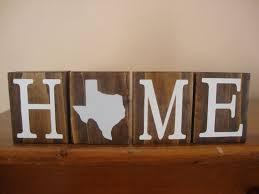 home decore decor texas decor home state decor rustic decor