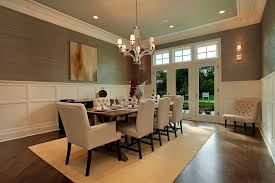 Formal Dining Room Sets For 8 Dining Room Downlight White Dining Chair Chandelier Room Of The