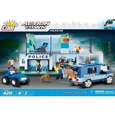 <b>Конструктор COBI Police HQ</b> | xn--80ab9bib.xn--p1ai