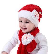 2019 2019 Hot Children'S Christmas Hat <b>Winter Baby Cute Cartoon</b> ...