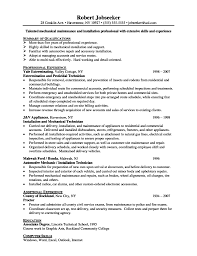 apartment maintenance supervisor resume | Template apartment maintenance supervisor resume