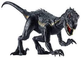 Фигурка <b>Mattel Jurassic</b> World - Индораптор FVW27 — купить по ...